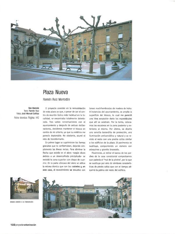 Proyectar 26. Plaza San Asensio