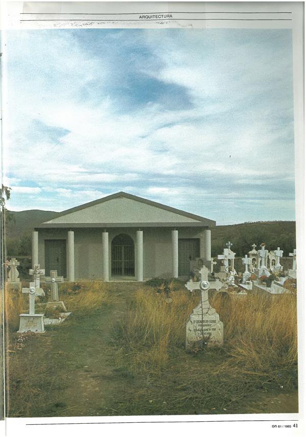 On 61. Cementerio de Préjano