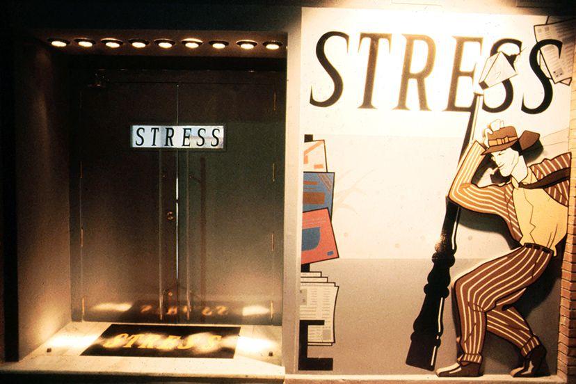 Pub Stress